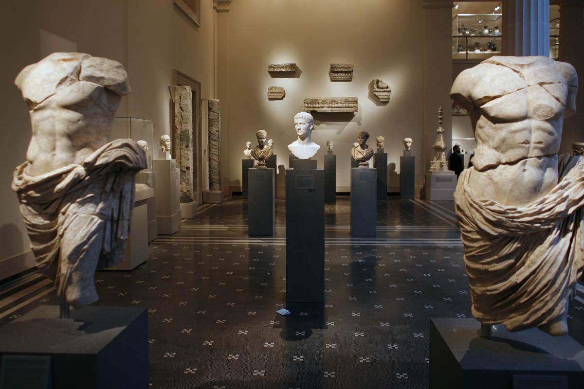 museumSculpture